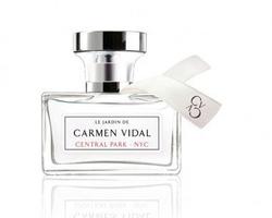 Le Parfum de Carmen Vidal Central Park-NYC